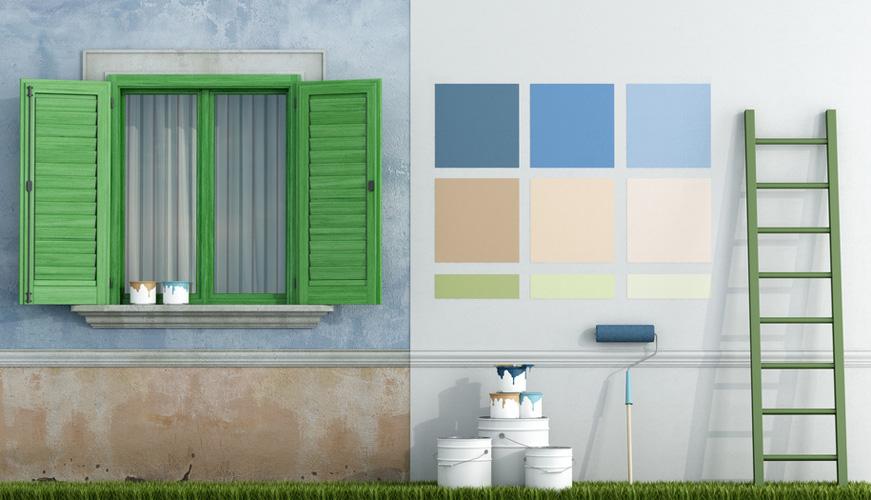 Pittura murale per esterni