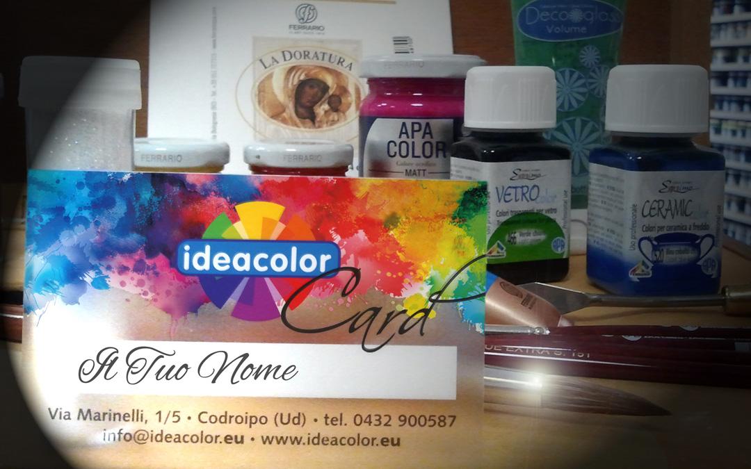Ideacolor Card